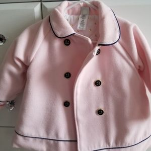Baby Girl's 18 Month Winter Dress Coat - Little Me
